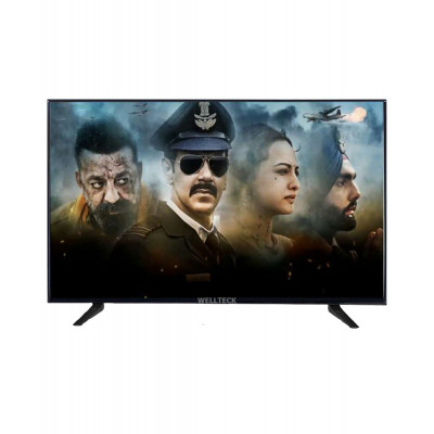Wellteck 80 cm (32 inch) HD Ready LED Smart Androi...