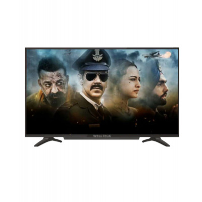 Wellteck 102 cms (40 inches) HD Ready Smart LED TV...