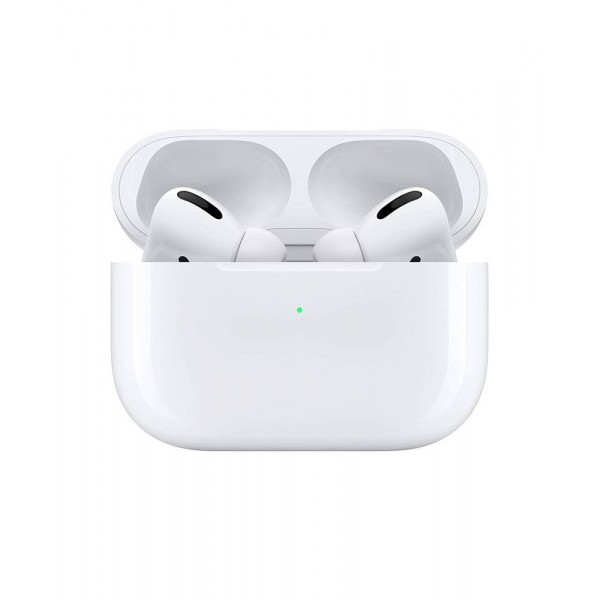 Apple AirPods Pro with Wireless Charging Case, Whi...