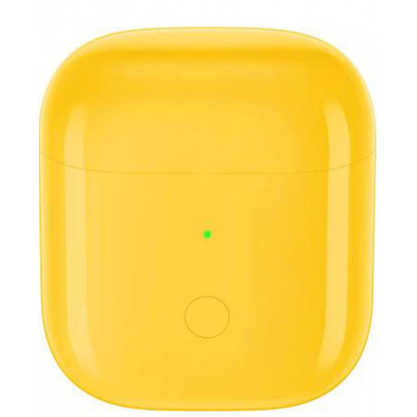 Realme Buds Air Bluetooth Headset with Mic(Yellow)