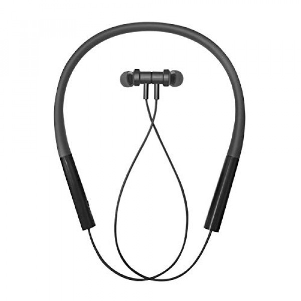 Mi Neckband Pro (Black) with Powerful Bass, IPX5, Up to 20hrs Playback, ANC & ENC
