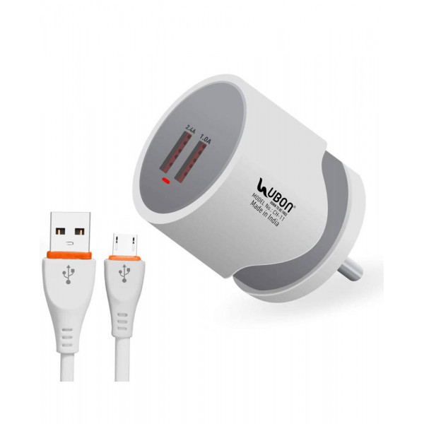 Ubon Charging Power Adapter Compatible with Mobile...