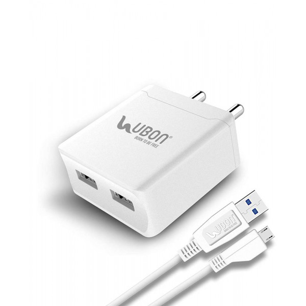 UBON CH-60, Mobile Boost-Charge 2.4A(White)