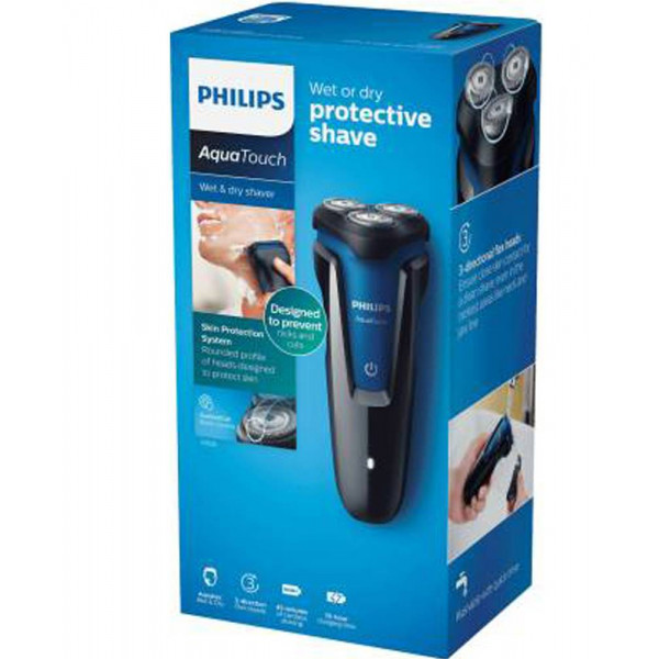Philips Aquatouch S1070/04 Wet and Dry Electric Shaver Runtime